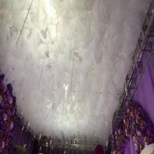 New-Arrival-White-Cloud-Top-Snow-Yarn-Wedding-Ceiling-Decoration-Sheer-For-Wedding-Event-Centerpieces-Decor