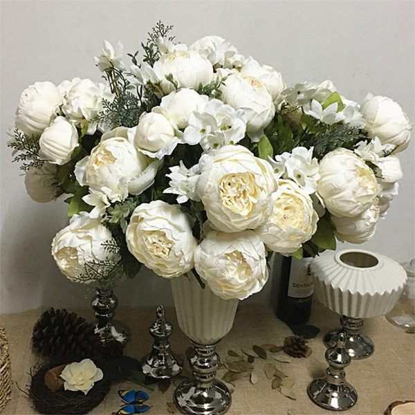 Simulation-peony-bunch-Artificial-flowers-for-home-table-Wedding-decoration-flores-artificiales-silk-white-peonies-fake