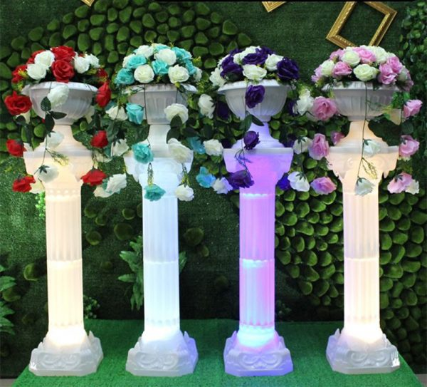Upscale-LED-Luminous-Plastic-Roman-Column-Wedding-Events-Welcome-Area-Decoration-Photo-Booth-Props-Supplies-4pcs-2