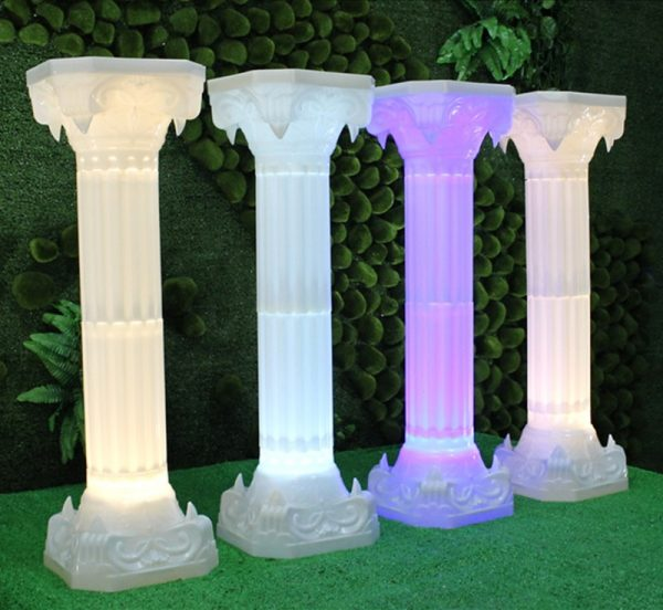 Upscale-LED-Luminous-Plastic-Roman-Column-Wedding-Events-Welcome-Area-Decoration-Photo-Booth-Props-Supplies-4pcs