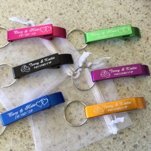 personalised-bottle-opener-keyring-graduation-presents-outdoor-family-reunion-party