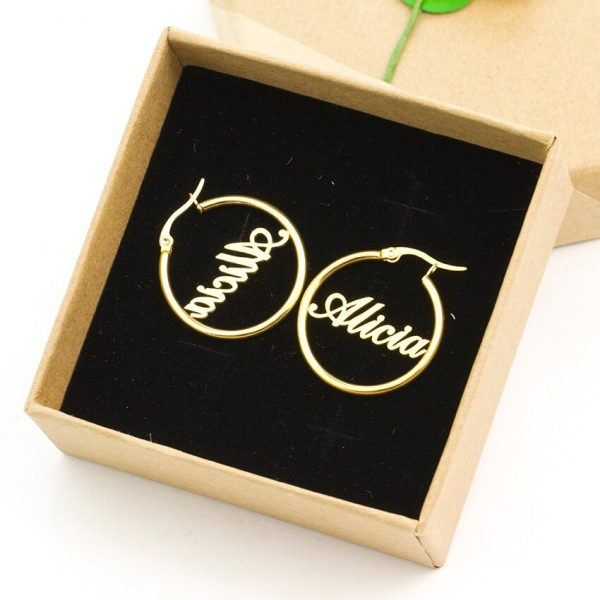 1-Pair-Big-Round-Circle-Custom-Name-Stud-Earrings-For-Women-Nameplate-Personalized-Stainless-Steel-Pendientes-5
