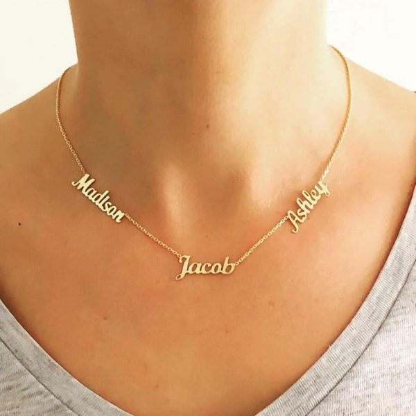 Custom-1-6-Multiple-Names-Necklace-Kids-Personalized-Nameplate-Choker-Necklaces-Mom-Dad-Jewelry-Stainless-Steel-2