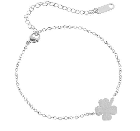 Stainless-Steel-Good-Luck-Four-leaf-Clover-Bracelet-For-Women-Shamrock-St-Patrick-s-Day-Best-2