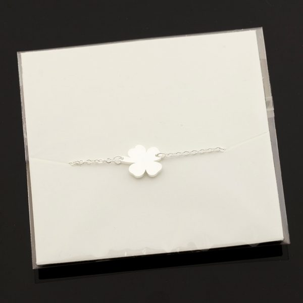 Stainless-Steel-Good-Luck-Four-leaf-Clover-Bracelet-For-Women-Shamrock-St-Patrick-s-Day-Best-4