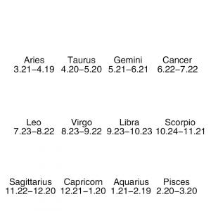 Twelve Constellations Charms Necklace Leo Aries Taurus Gemini Cancer Virgo Libra Scorpio Sagittarius Capricorn Aquarius Pisces gift for girlfriend