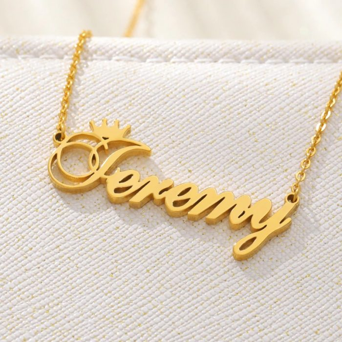 custom-nameplate-personalized-crown-name-necklace-for-girls-kids-silver-rose-gold-stainless-steel-sentimental-gift-best-friend4