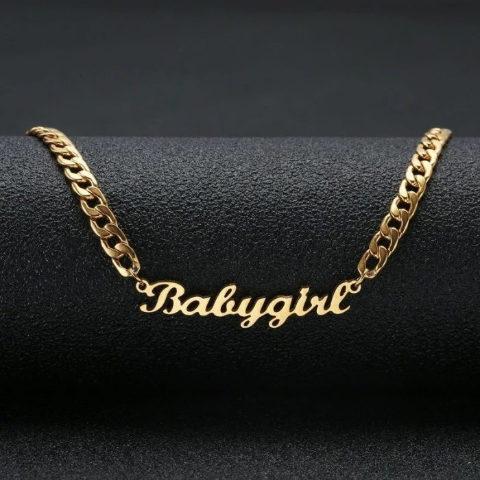 hip-hop-jewelry-cuban-chain-customized-nameplate-necklaces-punk-gold-tone-gifts-under-15-pounds