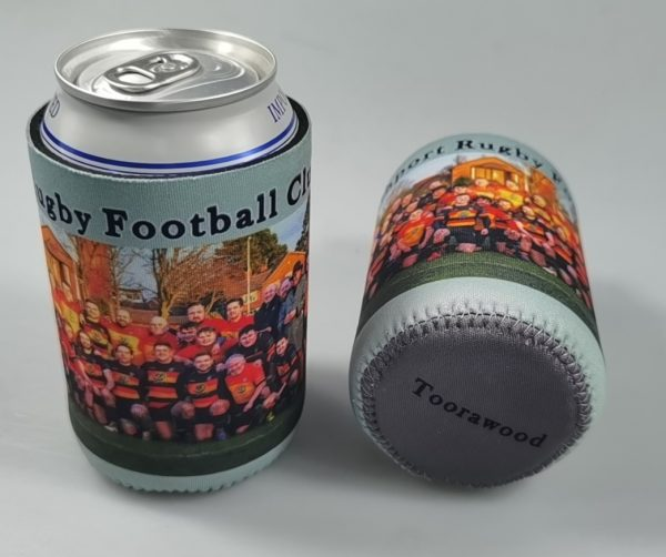 colorful-print-koozie-round-shape