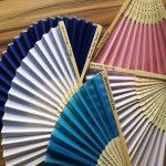 Custom Silk fan