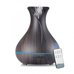 500ML-Ultrasonic-Remote-Control-Air-Humidifier-Aroma-Diffuser-7-Color-Changing-LED-Light-Smart-Electric-Essential
