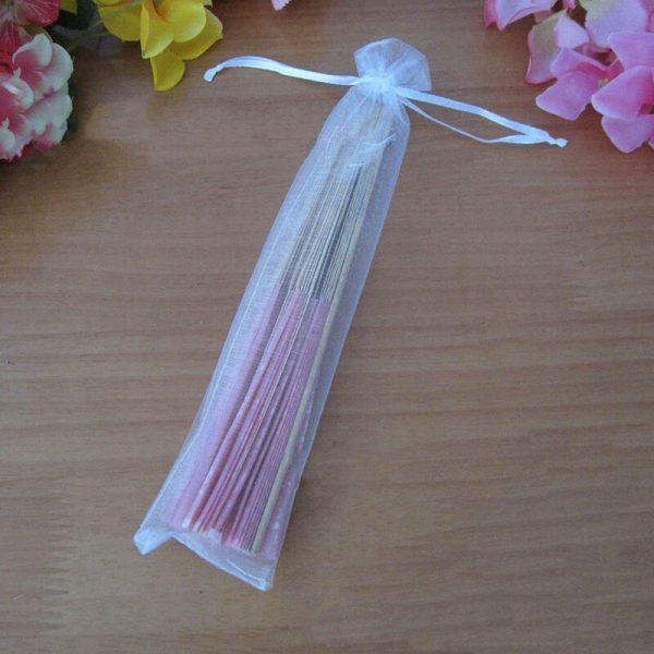 50pcs-White-Drawstring-Organza-Folding-Hand-Fan-Pouch-Party-Wedding-Favor-Gift-Bags-ABUX-3