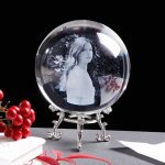 Personalized-Crystal-Photo-Ball-Customized-Picture-Sphere-Globe-Home-Decor-Accessories-Baby-Photo-Gift-for-Girlfriend