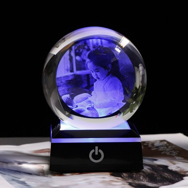 Personalized-Crystal-Photo-Ball-Customized-Picture-Sphere-Globe-Home-Decor-Accessories-Baby-Photo-Gift-for-Girlfriend-2