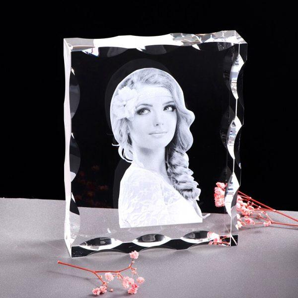 Photo-Custom-K9-Crystal-Photo-Frame-Personalize-Laser-Engraved-Photo-Album-Square-Picture-Wedding-Gift-Souvenir-1