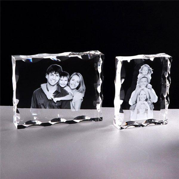 Photo-Custom-K9-Crystal-Photo-Frame-Personalize-Laser-Engraved-Photo-Album-Square-Picture-Wedding-Gift-Souvenir-2