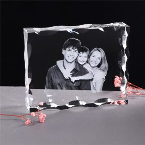 Photo-Custom-K9-Crystal-Photo-Frame-Personalize-Laser-Engraved-Photo-Album-Square-Picture-Wedding-Gift-Souvenir