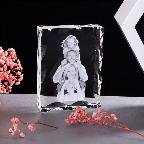 Photo-Custom-K9-Crystal-Photo-Frame-Personalize-Laser-Engraved-Photo-Album-Square-Picture-Wedding-Gift-Souvenir-4