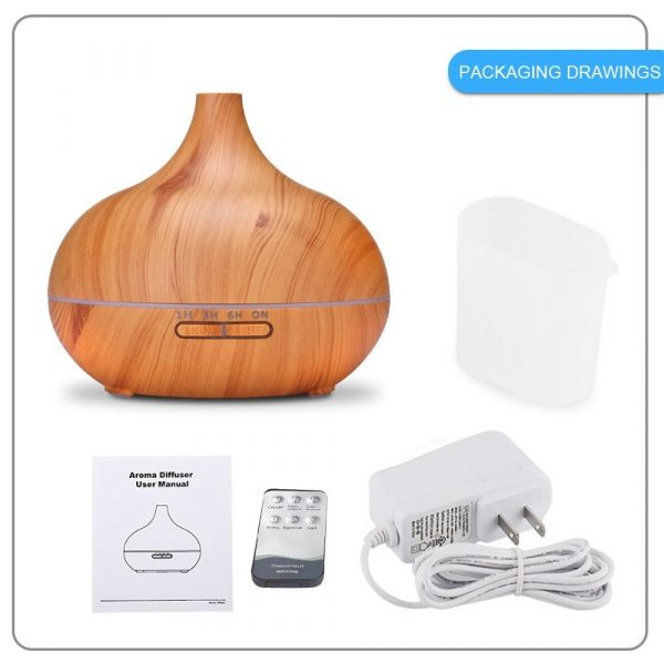 550ML-Electric-Aroma-Diffuser-Ultrasonic-Air-Humidifier-LED-Lamp-Aromatherapy-Mist-Maker-Remote-Control-Essential-Oil-2
