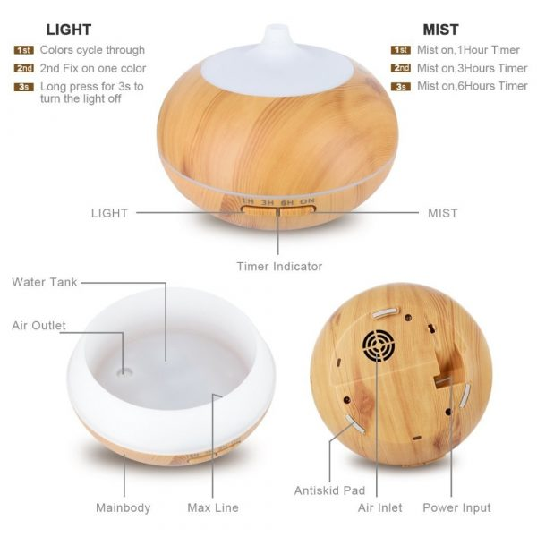 550ML-Electric-Aroma-Diffuser-Ultrasonic-Air-Humidifier-LED-Lamp-Aromatherapy-Mist-Maker-Remote-Control-Essential-Oil-5