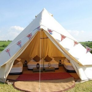 FREE-SHIPPING-6M-cotton-canvas-bell-tent-camp-tent-large-tent-family-tent