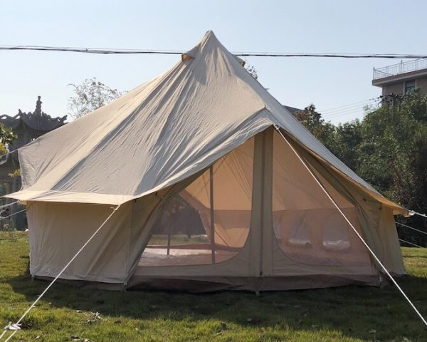 FREE-SHIPPING-Brand-4-6-meter-large-glamping-tent-bell-tent-for-event-tent-2
