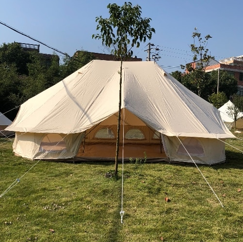 FREE-SHIPPING-Brand-4-6-meter-large-glamping-tent-bell-tent-for-event-tent