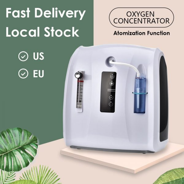 TTLIFE-Oxygen-Concentrator-Machine-1-6L-min-Adjustable-Portable-Oxygen-Machine-for-Home-and-Travel-Use