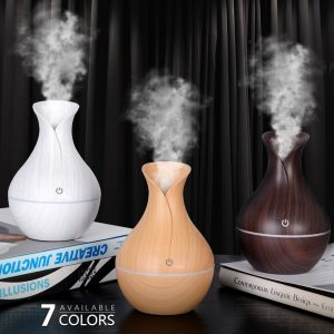 USB-Electric-Air-Humidifier-Mini-Wood-Grain-Aroma-Diffuser-Essential-Oil-Aromatherapy-Cool-Mist-Maker-With
