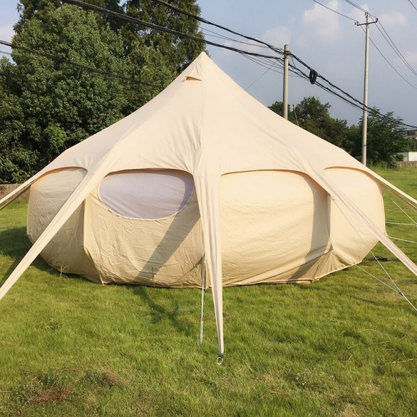 cotton-canvas-luxury-glamping-tent-bell-tent