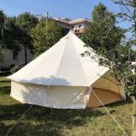 free-shipping-glamping-holiday-4m-Dia-oxford-canvas-waterproof-camping-tent-bell-tent
