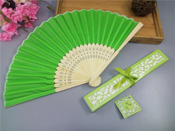 hand-fan-box-green